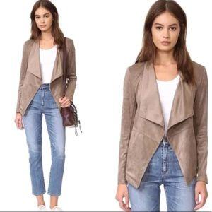 BB Dakota Faux Suede Jacket Size L